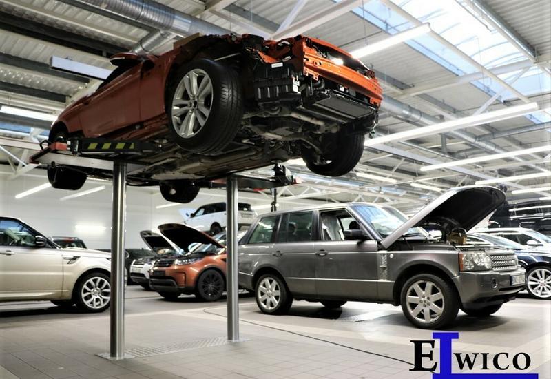 podpodłogowe podnośniki samochodowe - Elwico Serwis Sp. z o.o. ... zdjęcie 2