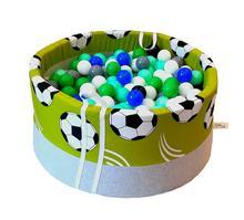 Estetyczne i wytrzymałe baseniki z piłeczkami!