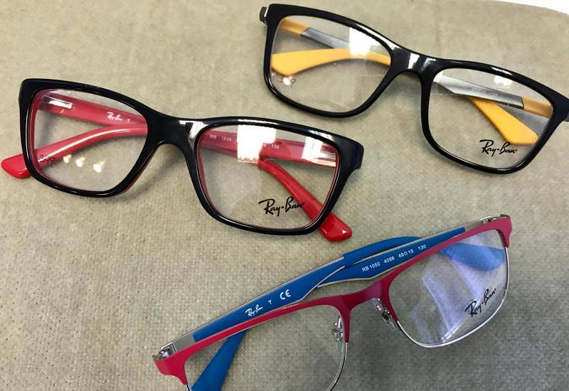oprawki okularowe - Zakład Optyczny Izabela G... zdjęcie 1