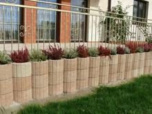 Architektura ogrodowa gazony