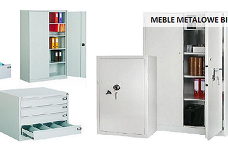 szafki socjalne - ProfesMeb. Meble metalowe... zdjęcie 4