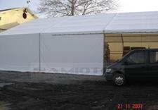 namioty przemysłowe - Namiotex zdjęcie 34