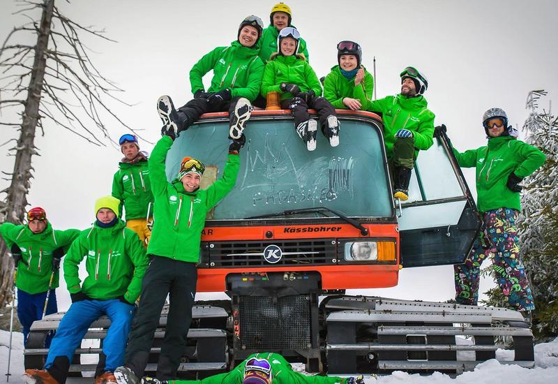 trasy ski tour Szklarska Poręba - Szkoła Narciarska i Snowb... zdjęcie 1