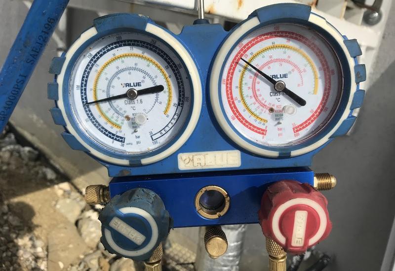 urządzenia chłodnicze - SERWIS POMP CIEPŁA zdjęcie 1