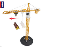 zabawki-rolnicze bruder - ATA Świat Modeli CH Blue ... zdjęcie 3