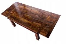 Stół rozkładany 160-240cm z PALISANDRU INDIE (S40)