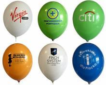 Balony z własnym nadrukiem