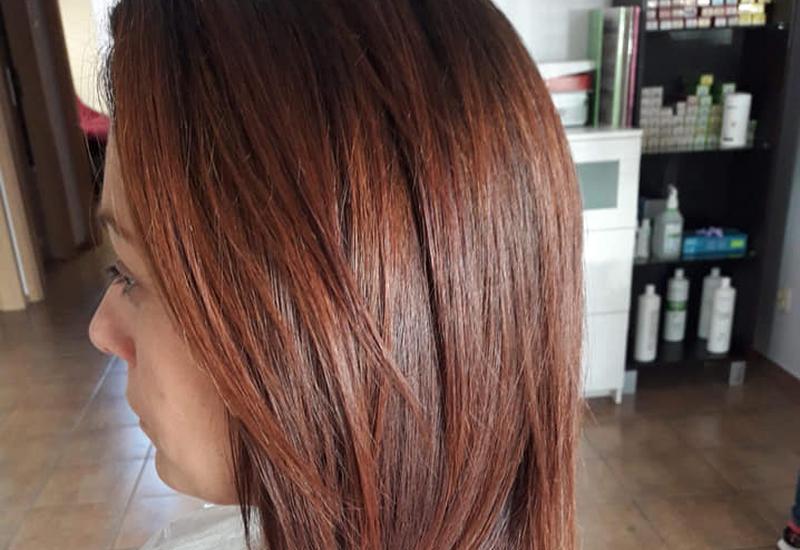 przedłużanie włosów - Salon Fryzjersko-Kosmetyc... zdjęcie 6