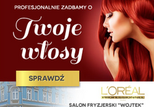 usługi fryzjerskie - Salon Fryzjerski Wojtek L... zdjęcie 2