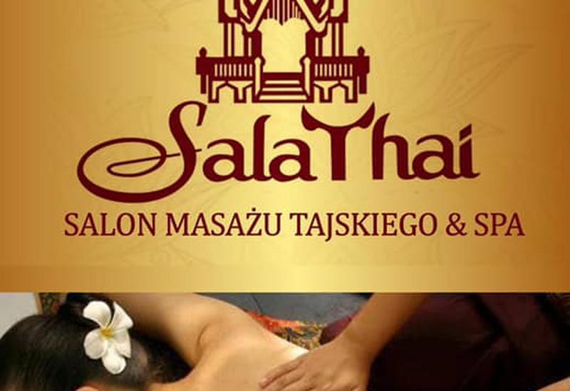 masaż gdynia - SalaThai Salon Masażu & S... zdjęcie 1