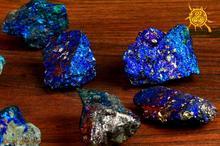 Chalkopiryt kamień naturalny