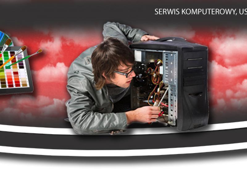 sprzęt i akcesoria komputerowe