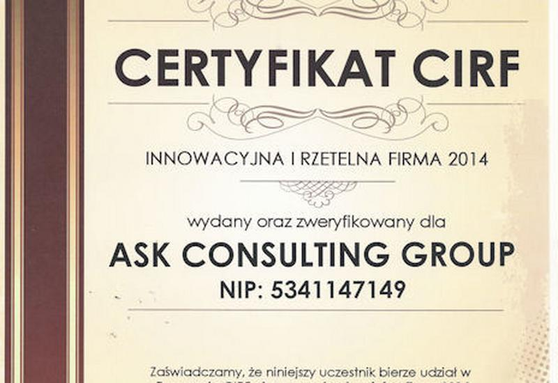 usługi księgowe - ASK Consulting Group zdjęcie 1