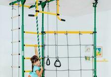 drabinki gimnastyczne dla dzieci - MAŁPISZON Alina Daribazar... zdjęcie 4