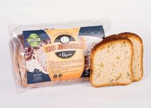 Chleb bezglutenowy z dynią