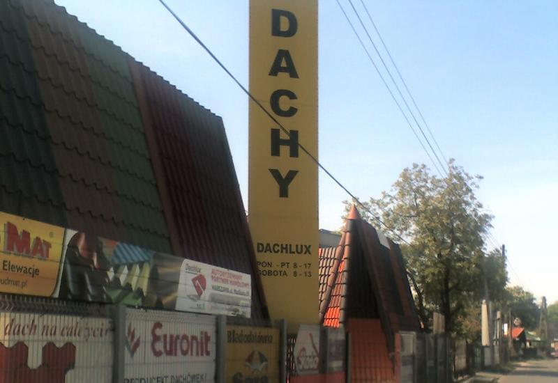 dachy - DACHLUX. Hurtownia Pokryć... zdjęcie 4