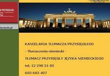 tłumaczenia - Tłumacz Przysięgły Języka... zdjęcie 1