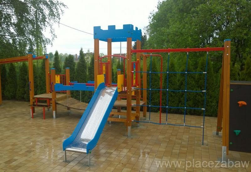 place zabaw dla dzieci - Zakład Usługowo Handlowy ... zdjęcie 5