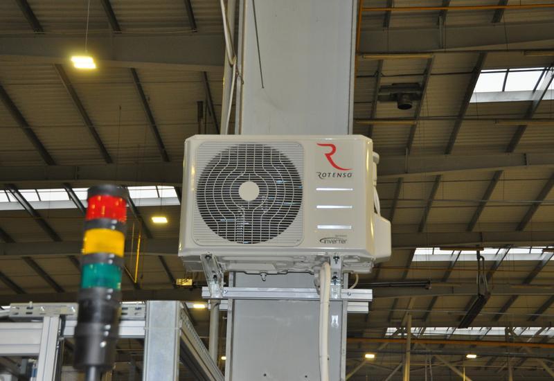 montaż klimatozatora - KLIMA - ONE MARIUSZ KRUPA zdjęcie 5