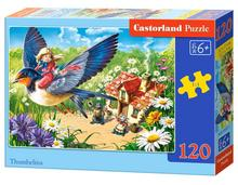 Puzzle Castor 120 - Calineczka
