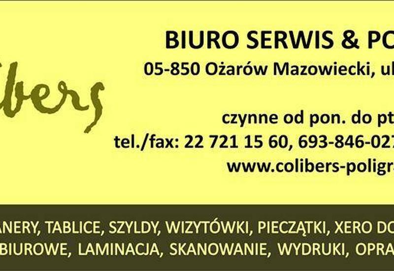 ulotki - COLIBERS Paweł Chmielewsk... zdjęcie 4