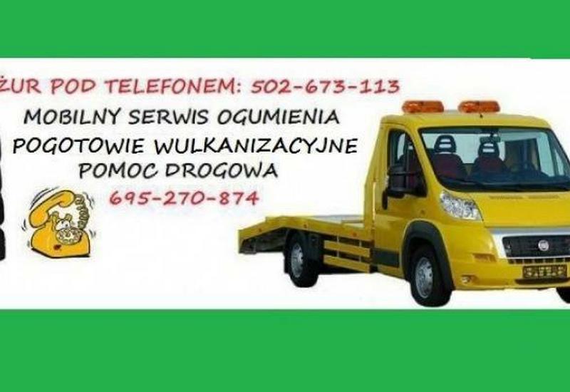 wulkanizacja mobilna - Serwis ogumienia Paweł Ko... zdjęcie 1