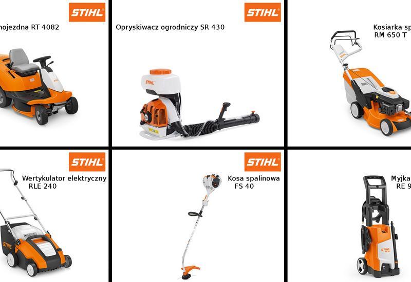 piła spalinowa Stihl - Autoryzowany dealer STIHL... zdjęcie 1