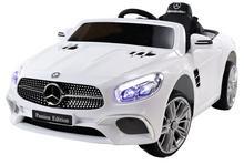 Mercedes SL400 biały