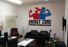 napoje izotoniczne - Energy Zone. Odżywki dla ... zdjęcie 2