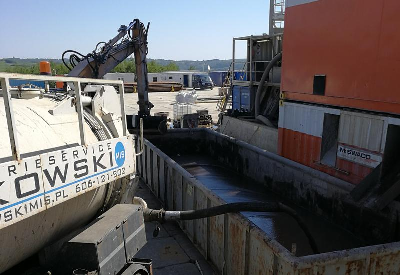 usuwanie materiałów - Makowski Industrieservice... zdjęcie 7