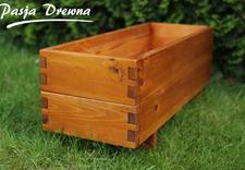 meble ogrodowe na zamówienie - Pasja Drewna zdjęcie 3