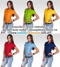 Koszulki polo damskie.