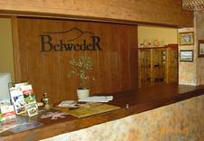 letni ogródek - Hotel Belweder. Noclegi, ... zdjęcie 8