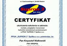 gaśnice - P.W. KRISPOL KRZYSZTOF WA... zdjęcie 6