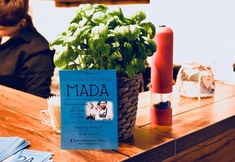 kuchnia gruzińska - Mada Vasil Gureshidze zdjęcie 1