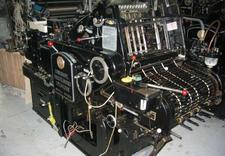 maszyny poligraficzne - Roto Maszyny i urządzenia... zdjęcie 1