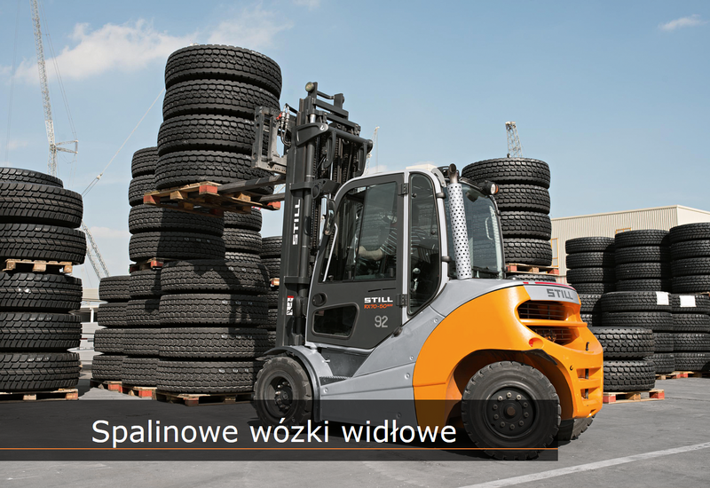 wózki - STILL Polska Sp. Z o.o. O... zdjęcie 2