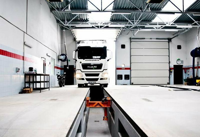 Serwis samochodów ciężarowych, naprawa 24h tirów, autopomoc