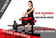 sprzęt do siłowni, fitness