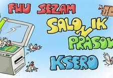 ksero na kampusie - FHU Sezam - usługi ksero,... zdjęcie 1