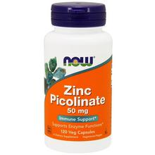 PIKOLINIAN CYNKU 50 mg 120 kapsułek CYNK