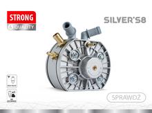 reduktor LPG SILVER S8