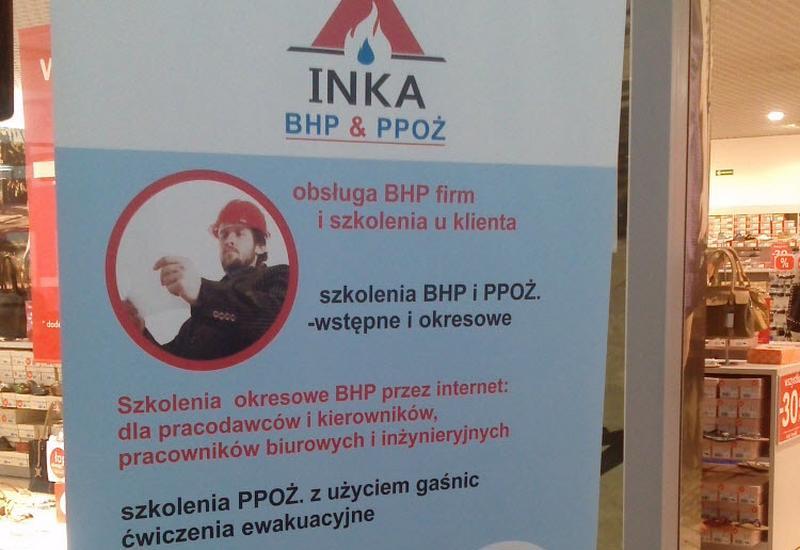 ochrona przeciwpożarowa - BHP INKA - Szkolenia Dora... zdjęcie 5