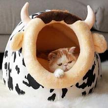 Zwierzęcy domek dla kota