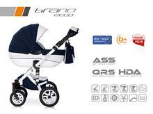 Wózek wielofunkcyjny Riko Brano Ecco (Navy)