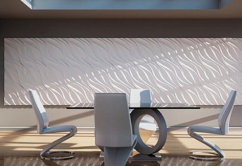 panele ścienne dekoracyjne 3d - 3DWall zdjęcie 8