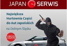pojazdowa - HIPO & JAPANSERWIS. Hurto... zdjęcie 1