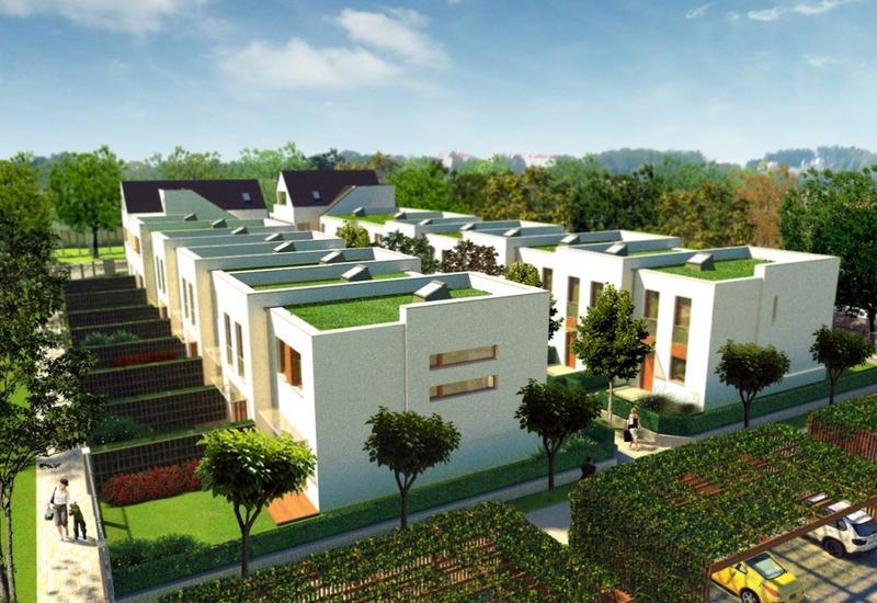 osiedle partynice - AZ Budownictwo Inwestycje... zdjęcie 1