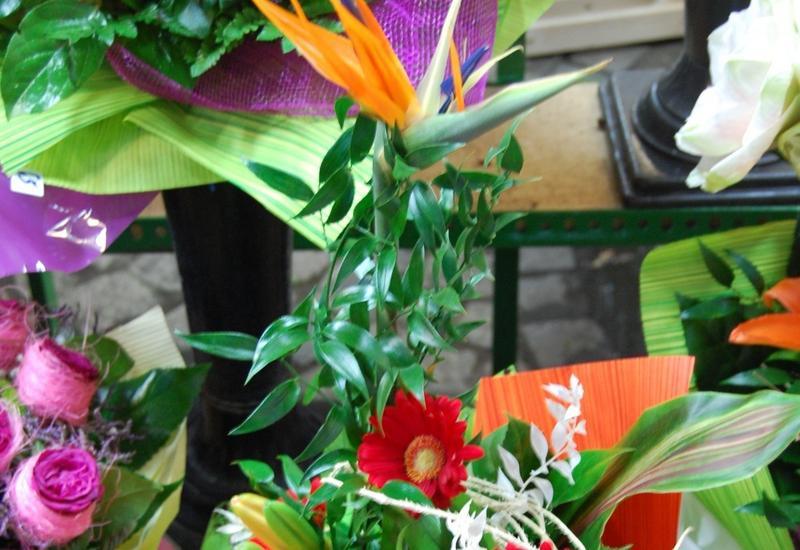 aranżacje kwiatowe - Fabryka Bukietów. Kwiacia... zdjęcie 5