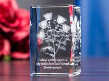 Prezent dla kobiety » Bukiet Róż 3D «